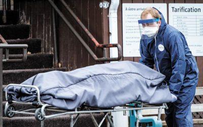 Taux de mortalité : Montréal quatre fois plus que Toronto