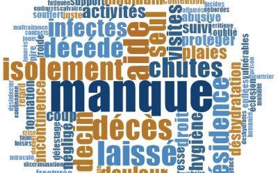Mandat sur la performance des soins et services aux aînés – COVID-19 RAPPORT DE CONSULTATION – APPEL À TÉMOIGNAGES