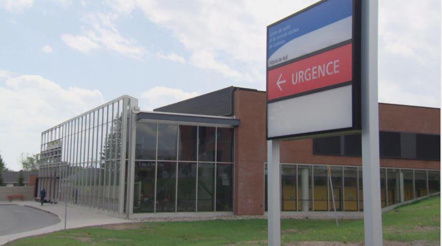 Une patiente a dû se coucher au sol à l'Hôpital de Hull ; sa famille dénonce